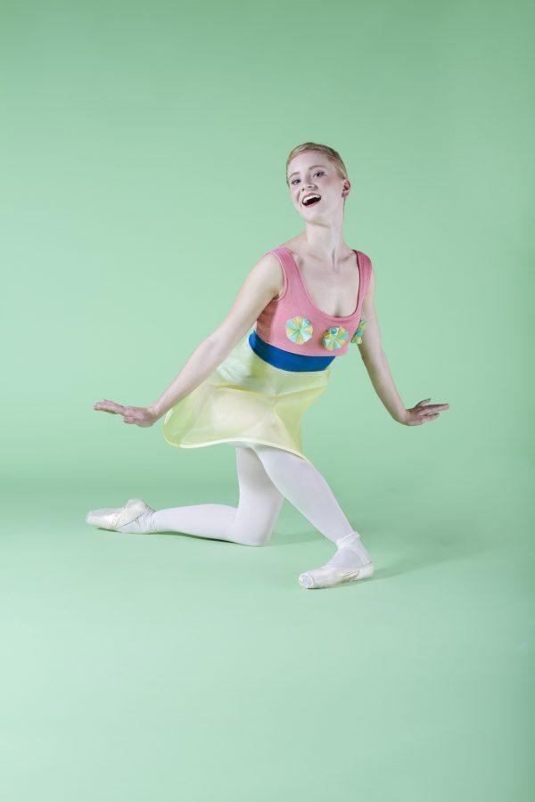 American Contemporary Ballet's Sarah Bukowski. Photo by Art Lessman.