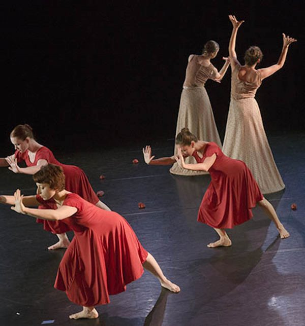 Benita Bike's DanceArt Company. Photo courtesy of BBDA.