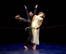 Ezralow Dance Company  Photo by Angelo Redaelli