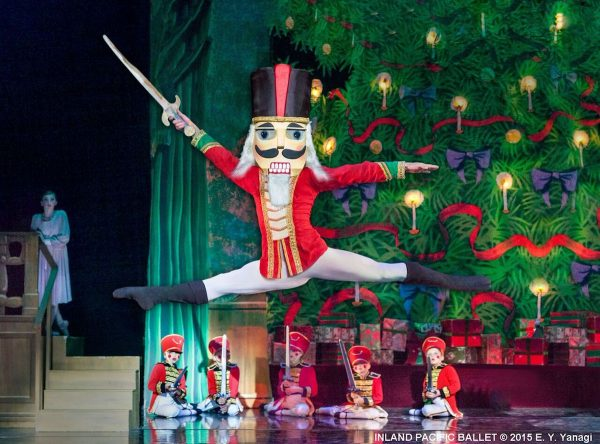 "Inland Pacific Ballet's ""Nutcracker"". Photo courtesy of IPB>"