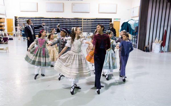 "Miami City Ballet's ""Nutcracker"". Photo by Iziliaev."