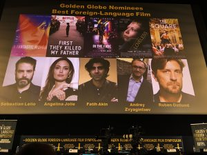 Nominated Foreign Films Directors
