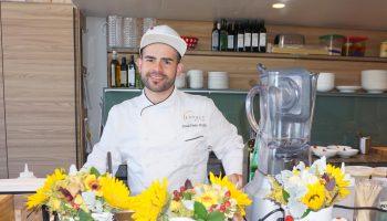 Chef Dello Stritto (c) Elisa Leonelli