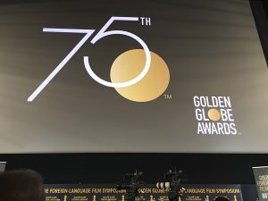 Golden Globes 75th Anniversary