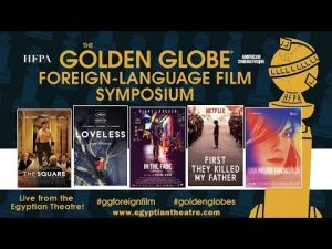 Nominated Foreign Films Posters