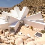 Vacation Home, Joshua Tree.  Design: Whitaker Studio.