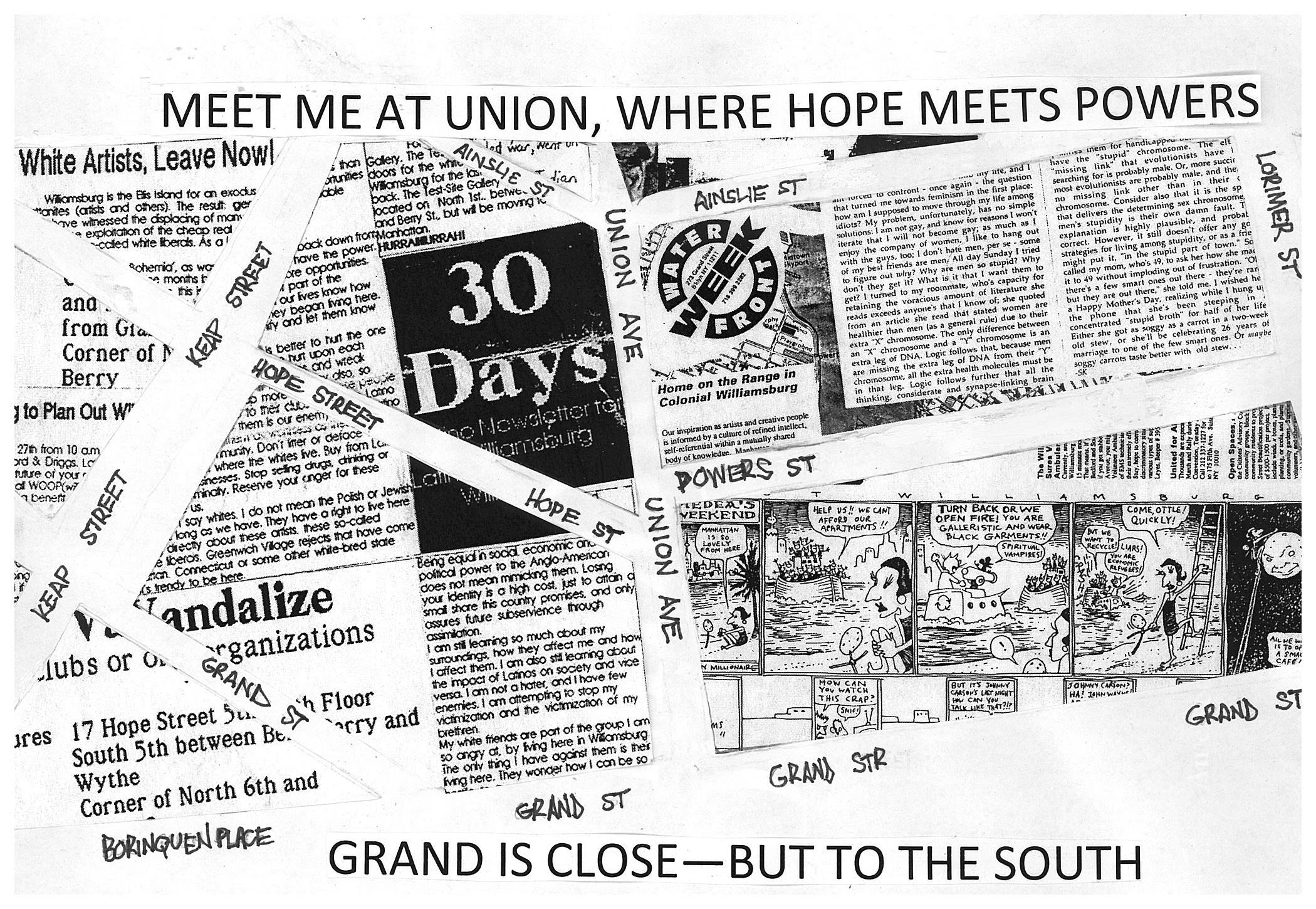 Meet Me at Union, Where Hope Meets Powers—Grand is Close