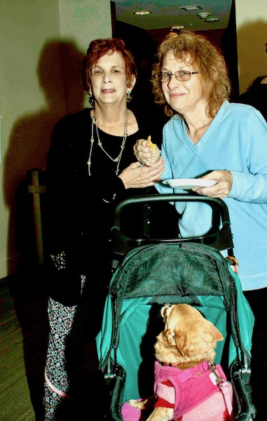 NoHo Senior Arts Colony_Lindsay Taylor and Dottie Goldstein_Photography by Dr. Valerie Pronio Stelluto_culturalweekly.com.jpg