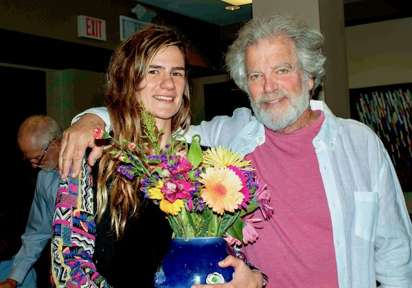 NoHo Senior Arts Colony_Sara Debevac and Jim Storm_Photo by Dr. Valerie Pronio Stelluto_culturalweekly.com