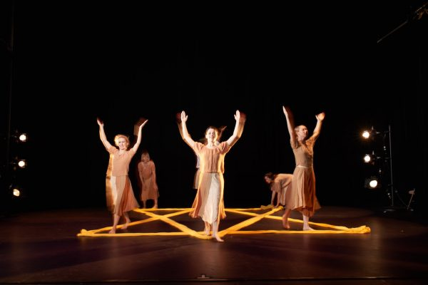 Louise Reichlin & Dancers. Photo courtesy of the artists.