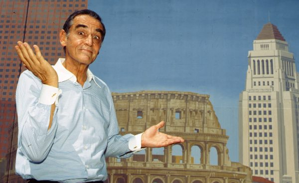 Vittorio Gassman (c) Elisa Leonelli 1984