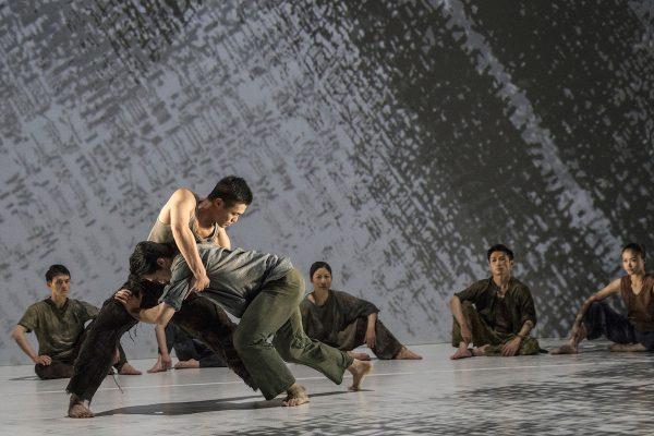 Cloud Gate Dance Theatre of Taiwan. Photo by LIU Chen-hsiang.