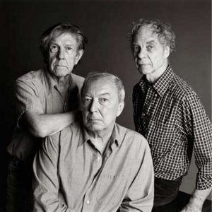 John Cage, Jasper Johns and Merce Cunningham