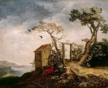 800px-Abraham_Bloemaert_-_Landscape_with_the_Prophet_Elijah_in_the_Desert_-_WGA2277
