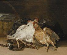800px-Aves_muertas_(Goya)
