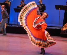 "Danza Floricanto/USA's ""5 de Mayo"".  Photo courtesy of the artists."