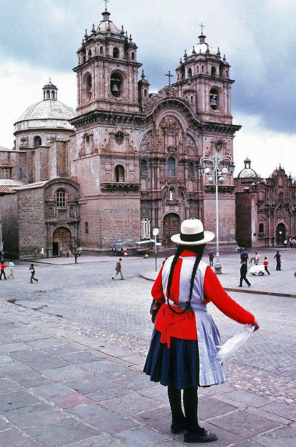 Cuzco, Peru. Cathedral (c) Elisa Leonelli 1981