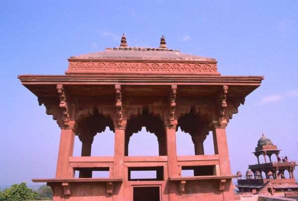 Fatehpur Sikri-Agra, India © Elisa Leonelli 1984