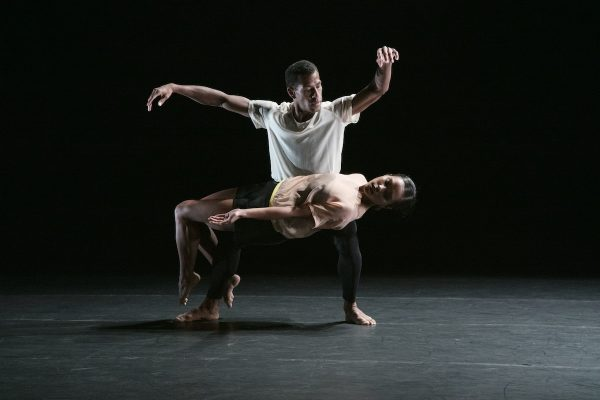 "L.A. Dance Project's ""Martha Graham Duets"". Photo by James Welling."