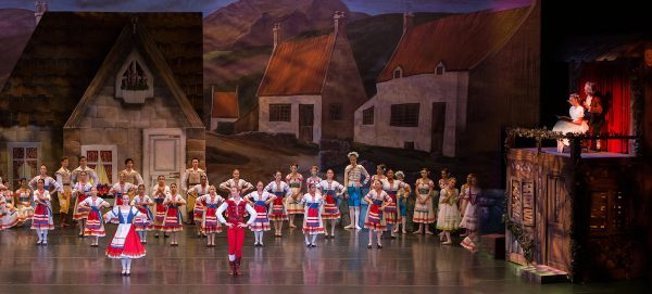 "Long Beach Ballet's ""Coppelia"". Photo courtesy of LBB."