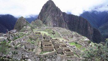 Machu Picchu, Peru (c) Elisa Leonelli 1981