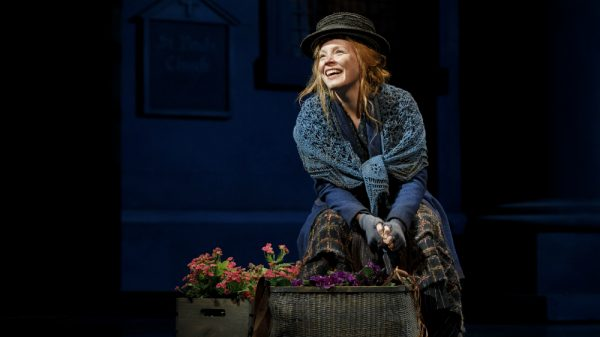 Lauren Ambrose in My Fair Lady. Credit: Joan Marcus