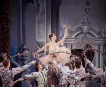 "National Ballet of Ukraine's ""Sleeping Beauty"".  Photo courtesy of NBU."
