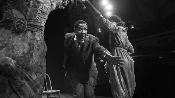 Denzel Washington in The Iceman Cometh. Credit: Julieta Cervantes