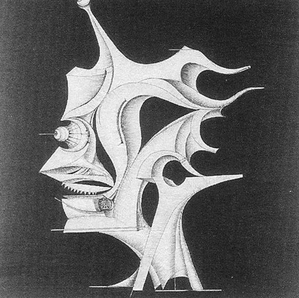 Drawing by Jean Marc Schivo