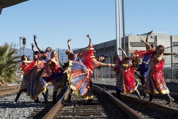 Blue13 Dance Company. Photo by Anne Slattery.