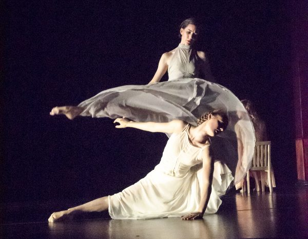 Nancy Evans Dance Theatre. Photo by Shana Skelton.
