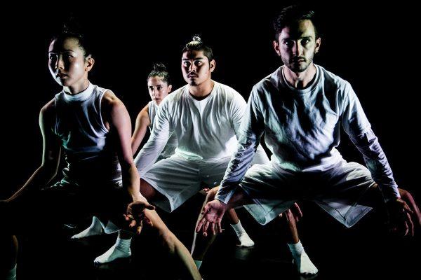 L.A. Contemporary Dance Company. Photo by Taso Papadakis.