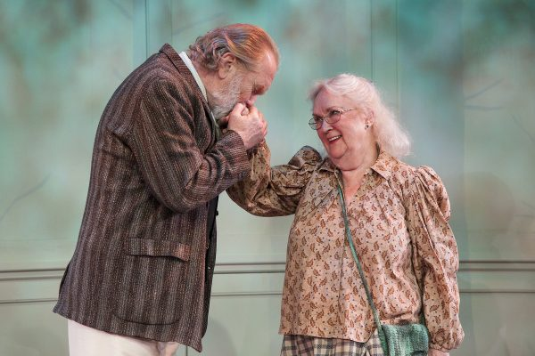 Harry Groener & Dawn Didawick in Three Days In the Country at Antaeus.