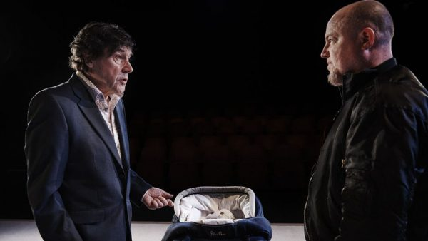 Stephen Rea and Chris Corrigan in Cyprus Avenue. Credit: Ros Cavanagh