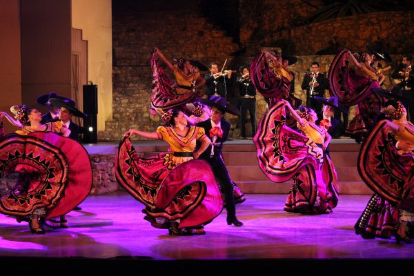 Grandeza Mexicana Folk Ballet Company. Photo courtesy of the artists.