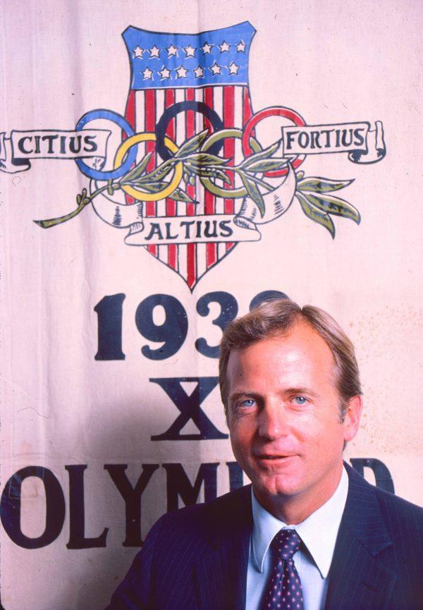 Peter Ueberroth-LA Olympics