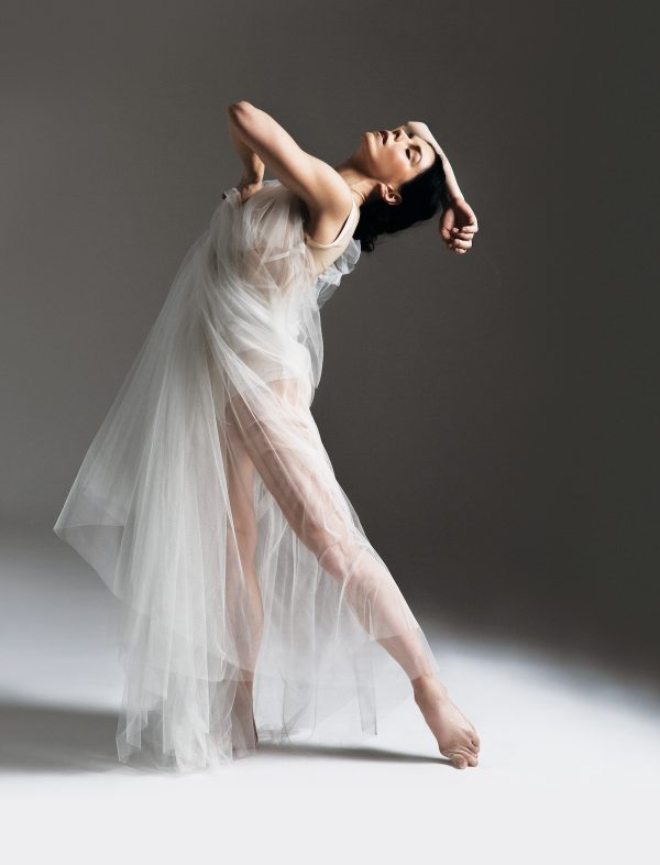 "Natalia Osipova aas ""Isadora"", Photo by Sergei Misenko"