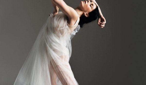 """Natalia Osipova in """"Isadora"""". Photo by Sergei Misenko."""