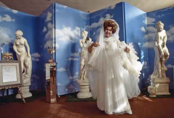 Ruth Norman, as Archangel URIEL, UNARIUS. California 1978