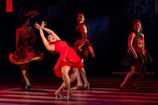 Amanda Castro in West Side Story. Credit: Karli Cadel/Glimmerglass Festival