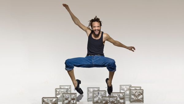 Savion Glover. Photo courtesy of the artist.