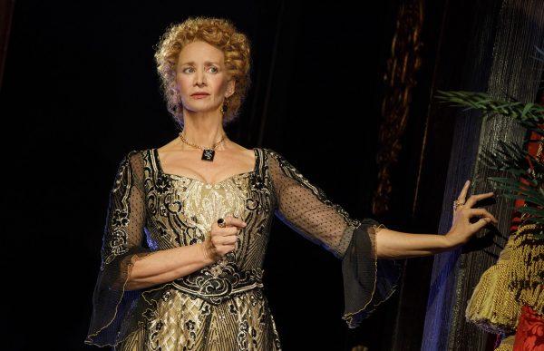 Janet McTeer in Bernhardt/Hamlet. Credit: Joan Marcus
