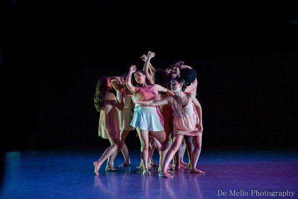 Hubbard Collective in BlakTina Dance Festival. Photo by DeMello Photography.