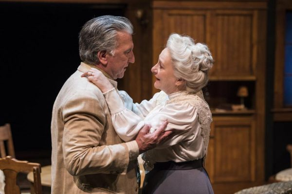 Scott Wentworth and Seana McKenna in Long Day's Journey Into Night at the Stratford Festival. Credit: Emily Cooper
