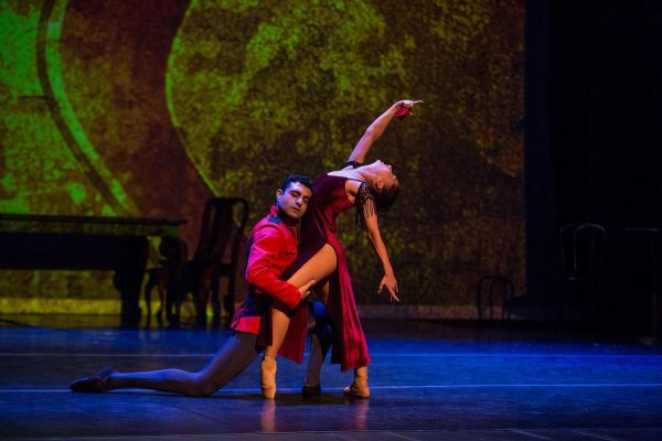 "Pacific Ballet Dance Theatre's ""Carmen"". Photo courtesy of PBDT."