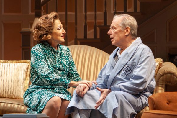 Edie Falco and Michael McKean in The True. Credit: Monique Carboni