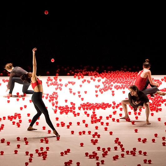 Backhausdance. Photo courtesy of the artists.