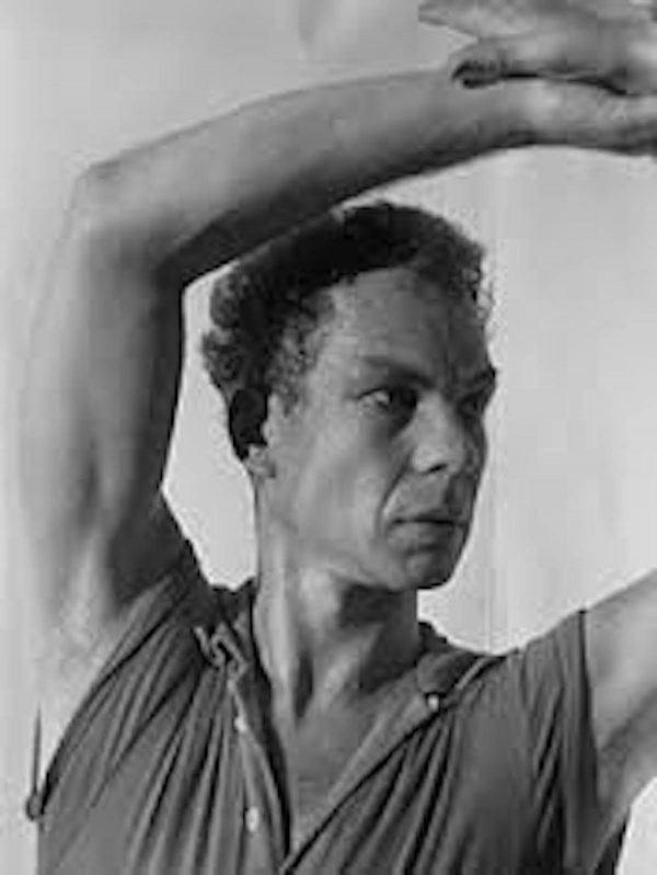 Merce Cunningham. Photo courtesy of the artist.