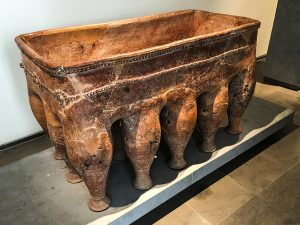 Sarcophage, 2nd Century BCE