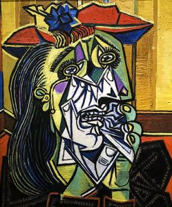 Crying Woman (1937)